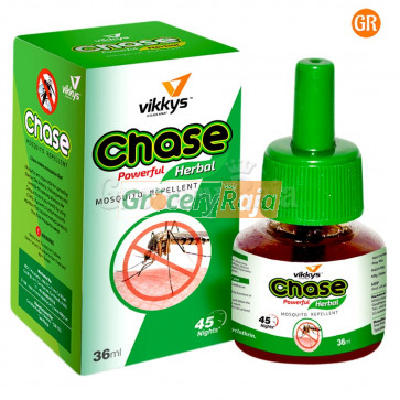 Vikkys Chase Mosquito Repellent 45 Nights