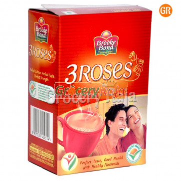 Brooke Bond Tea - 3 Roses 100 gms Carton