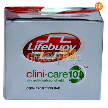 Lifebuoy Clini-Care10 Complete 75 gms
