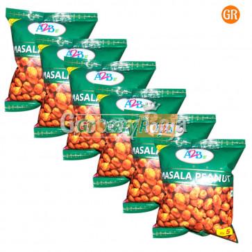 A2B Masala Peanuts Rs. 5 (Pack of 6)