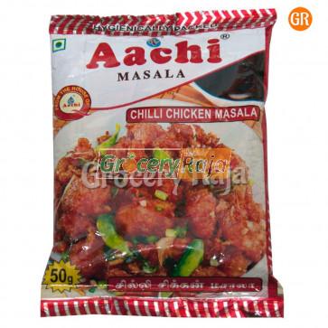 Aachi Chilli Chicken Masala 50 gms