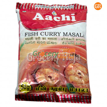 Aachi Fish Curry Masala 50 gms