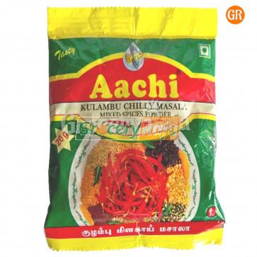 Aachi Kulambu Chilly Mixed Masala Rs. 10