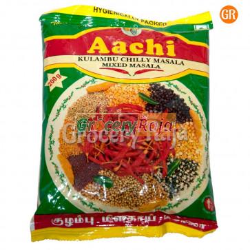 Aachi Kulambu Chilly Masala 200 gms