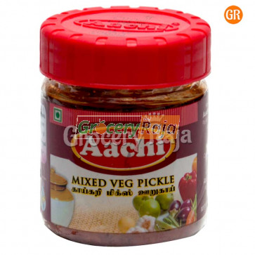 Aachi Mixed Veg Pickle 100 gms