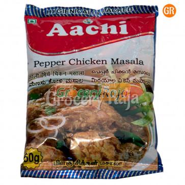 Aachi Pepper Chicken Masala 50 gms