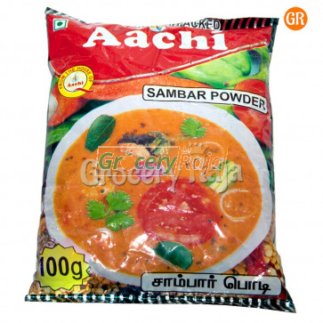 Aachi Sambar Powder 100 gms
