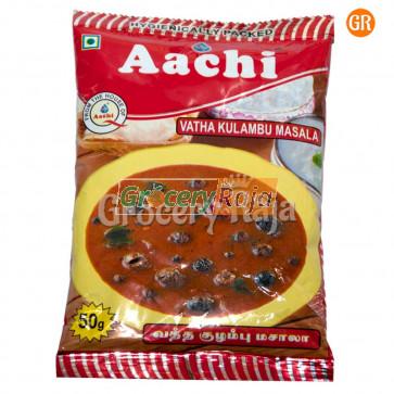 Aachi Vatha Kulambu Masala 50 gms