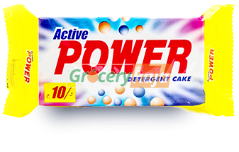 Power Detergent Bar - Active Rs. 10