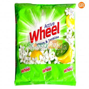 Active Wheel Detergent Powder - Lemon & Jasmine Rs. 10