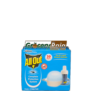 All Out Complete Protection System 30 Nights