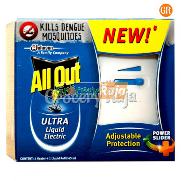 All Out Ultra Liquid Electric With Smart Chip 1 pc