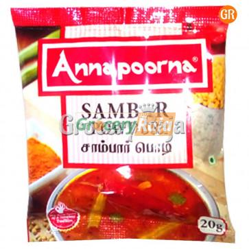 Annapoorna Sambar Powder Rs. 10