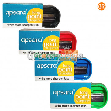 Apsara Sharpener (Pack of 4)
