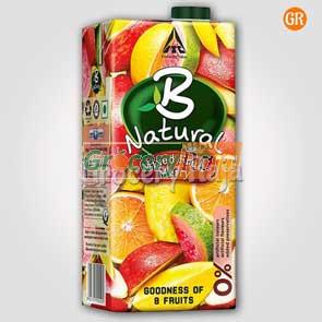 B Natural Mixed Fruit Merry 1 Ltr
