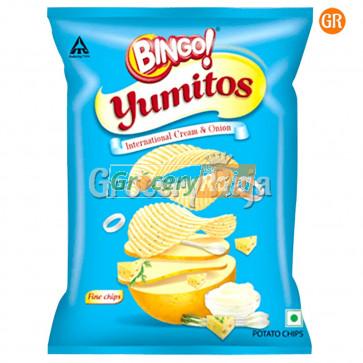 Bingo Yumitos - International Cream & Onion Rs. 10