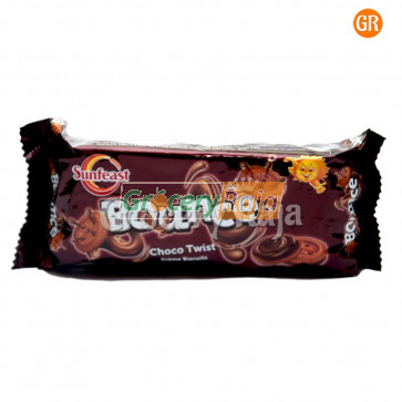 Sunfeast Bounce Choco Twist Creme Biscuits Rs. 10