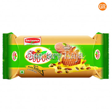 Britannia Good Day Rich Pista Badam Cookies Rs. 70