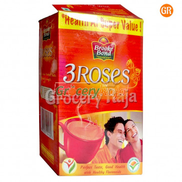 Brooke Bond Tea - 3 Roses 500 gms Carton