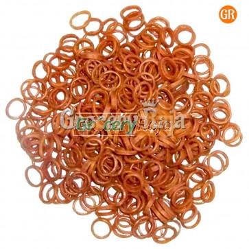 Brown Ring Fryums Vadagam 50 gms