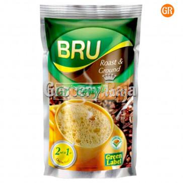 Bru Coffee - Green Label 200 gms Pouch
