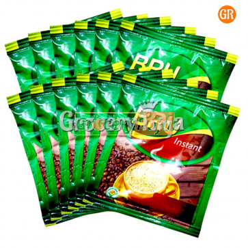 Bru Instant Coffee Rs. 2 Sachet (Pack of 12)