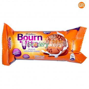 Cadbury Bournvita Crunchie Chocolatey Cookies Rs. 10
