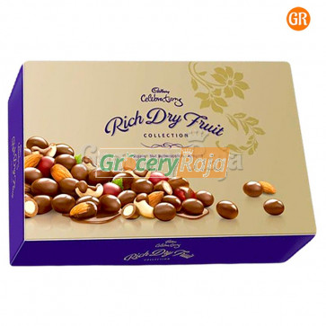 Cadbury Celebrations - Rich Dry Fruit Collection 177 gms Box