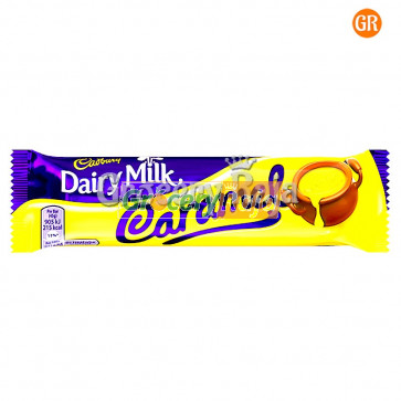 Cadbury Dairy Milk Silk Caramello Chocolate 136 gms