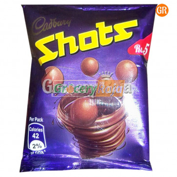 Cadbury Dairy Milk Shots Rs. 5