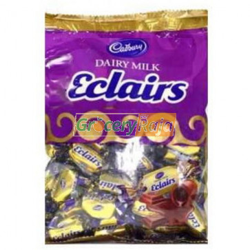 Cadbury Eclair Choclairs 155 Units Pouch