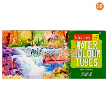 Camel Water Colour Tubes - 15 Shades