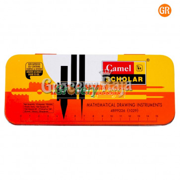 Camlin Geometry Box [13 CARDS]