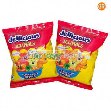 Candyman Jellicious Jelimals Rs. 10 (Pack of 2)
