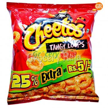 Cheetos Tangy Loops Rs. 10