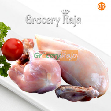 Whole Chicken Skinless 500 gms
