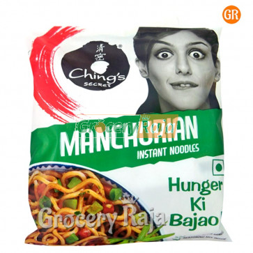 Chings Manchurian Noodles Rs. 10