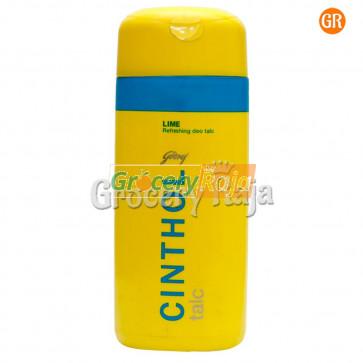 Cinthol Talc - Lime 300 gms