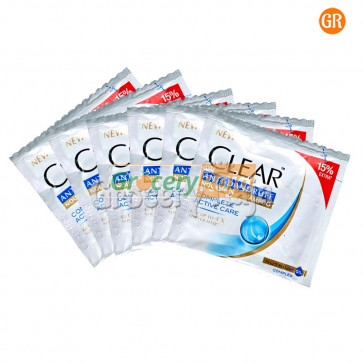 New Clear Anti Dandruff Shampoo Complete Activcare Rs. 3 Sachet (Pack of 6)