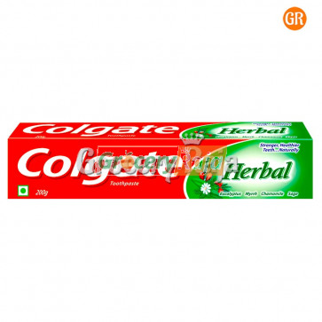 Colgate Toothpaste - Anti Tooth Decay (Herbal) 200 gms