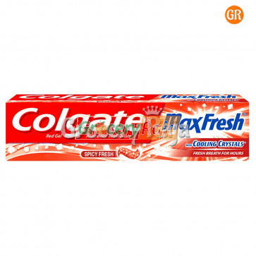 Colgate Max Fresh Red Gel Toothpaste Rs. 10