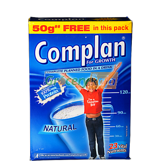 Complan Mango Refill Pack 500 gms