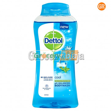 Dettol Cool Body Wash 250 ml