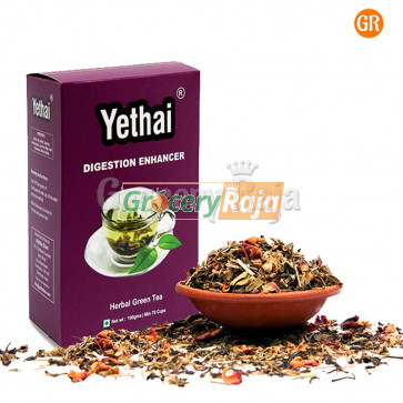 Yethai Digestion Enhancing Green Tea 100 gms
