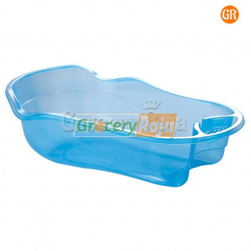 Aristo Dolphin Bath Tub 73.5 x 43 x 22 cm [44 CARDS]