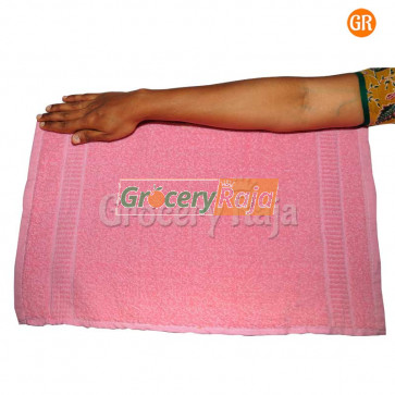 """Plain Color Terry Towel 20""""X12"""" (Pack of 3)"""