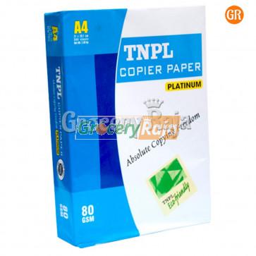 TNPL Copier A4 Paper - 80 GSM 500 Sheets [22 CARDS]