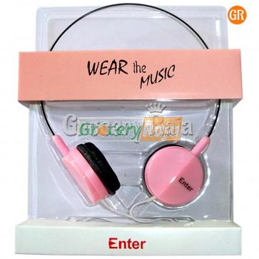 Enter E-HM50 Headphone 1 pc [18 CARDS]