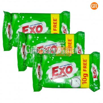 Exo Dishwash Bar Rs. 5 (Pack of 3)