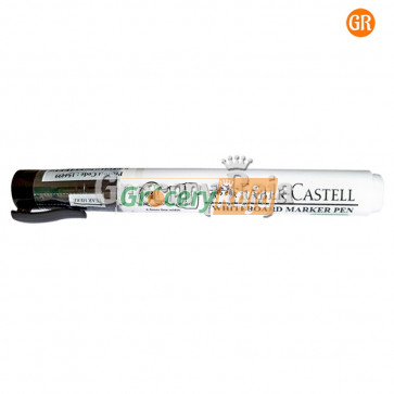 Faber Castell White Board Marker - Black